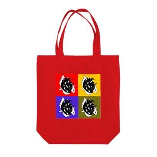 ▶︎guantic Tote bags