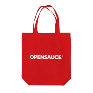 OPENSAUCEトートバッグ Tote bags