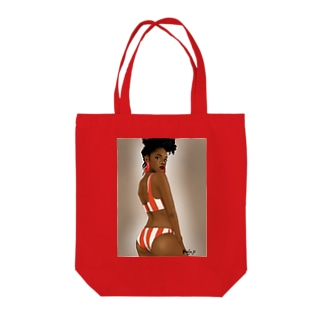 BD Queen Tote bags