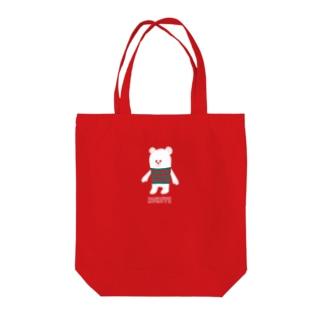 クマ🐻さん Tote bags