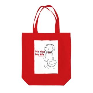 Nodog Nolife Tote bags