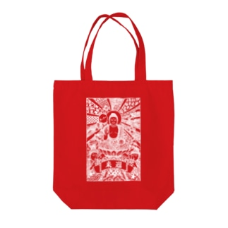 来迎(W) Tote bags