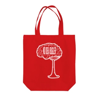 NO IDEA BUGLER Tote bags