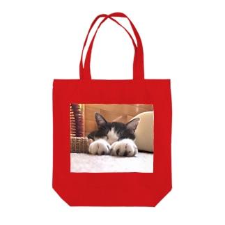 ビャロン♡ Tote bags
