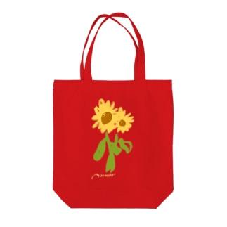 夏の象徴 Tote bags