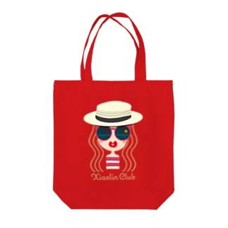 Crazy for tennis! Tote bags