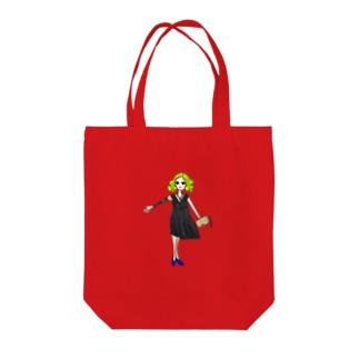 二次会女子 Tote bags