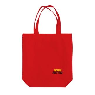 福岡ファイトクラブ Tote bags
