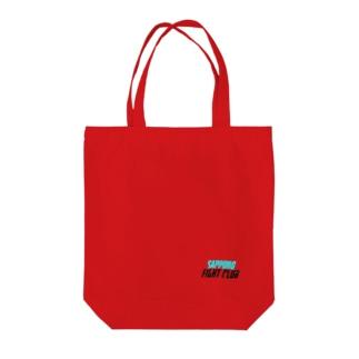 札幌ファイトクラブ Tote bags