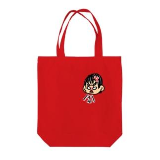 イヤイヤ期 Tote bags