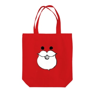 サンタ?サンタだよ! Tote bags