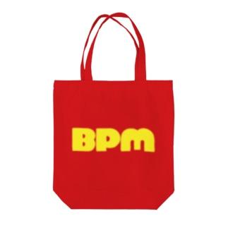 BPM Tote bags