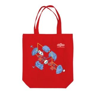 メカトロTP 「パージ」 Tote bags