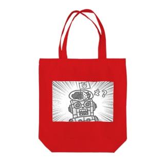 かつめジンガーの最後 Tote bags