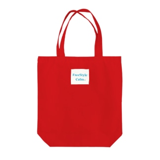 FreeStyle  Calm  オリジナル Tote bags