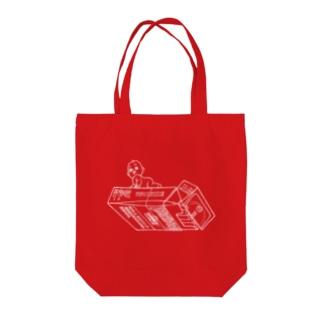 夢遊 Tote bags
