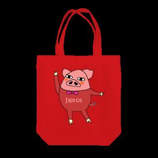 oniwaka うぇぶしょうてんのINOCO Tote bags