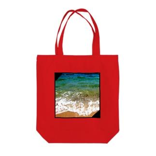 瀬戸内の海 Tote bags