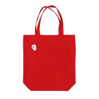 しろねんこ氏のMORATTA!! Tote bags