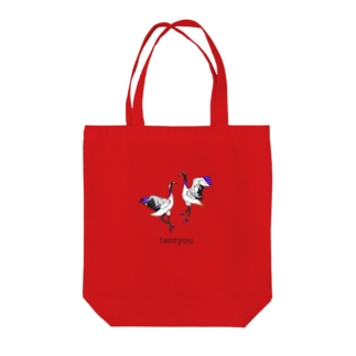 tantyou. Tote bags
