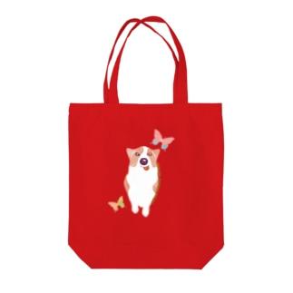 コーギー犬のナナVOL.3 Tote Bag