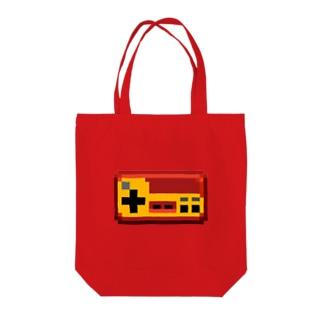 ファミコン・ミニ Tote bags