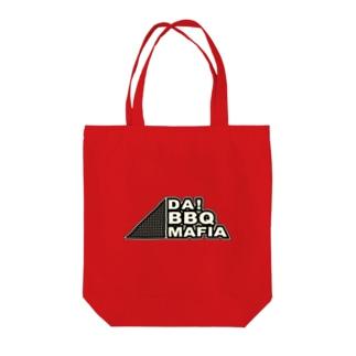DA! BBQ MAFIA _ SeC Tote bags