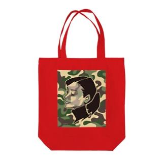 ANN/GreenCamo Tote bags