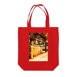 25周年記念公演ビジュアルアイテム-フライヤー版 Tote bags