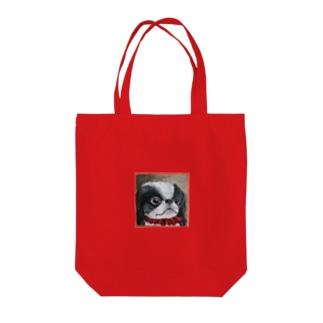 狆 Tote bags