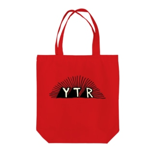 YTRロゴ Tote bags