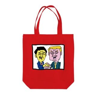 NIKOICHI Tote bags