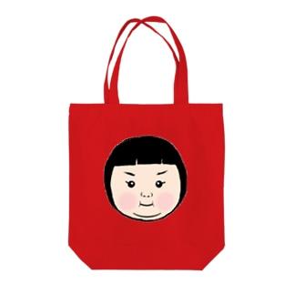 こどもくん Tote bags