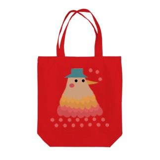 トリボウシ Tote bags