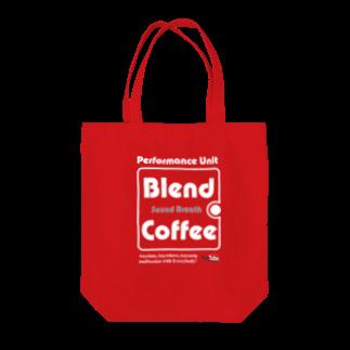 BlendCoffeeのNewLogo Tote bags