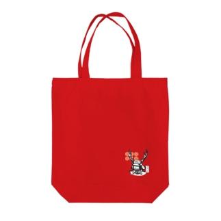戦国武将(真田幸村) Tote bags