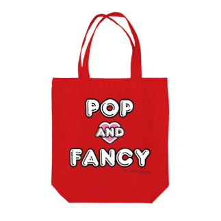 COSMICmagicalsのPOP AND FANCY もも Tote bags