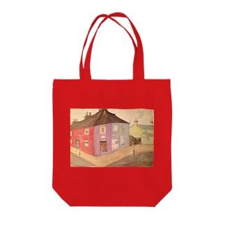 日本で満開に花開いたロウリー:Lowry in full Japanese bloom Tote bags