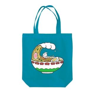 ラーメンUSA Tote bags