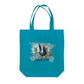 I love free Tote bags