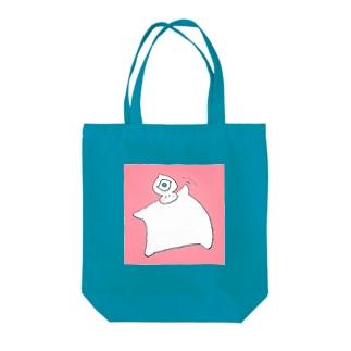おてふりまふふ Tote bags