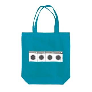 コインランドリー Tote bags