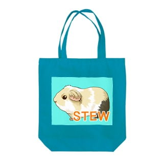 STEWちゃん Tote bags