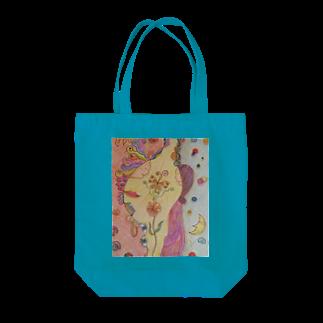 tomo4のシンゴウ Tote bags