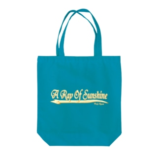 A Ray Of Sunshine Tote bags