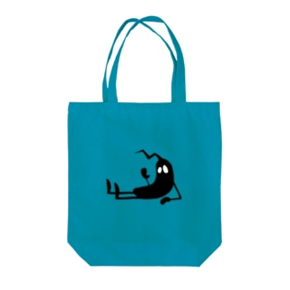 BadaBada - Friends from the Shadows (怠惰な) Tote bags