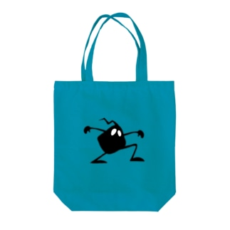 BadaBada - Friends from the Shadows (踊る) Tote bags