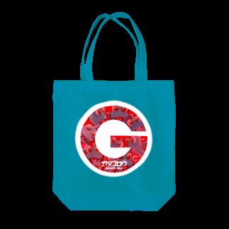 有明ガタァ商会の魂のGマークトートバッグ