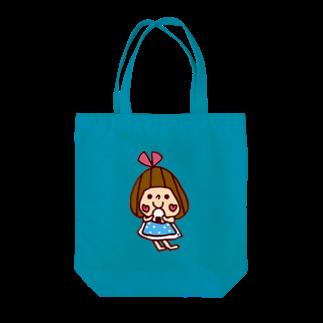 かょのこ♪のおにぎり Tote bags