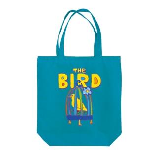 THE BIRD トートバッグ